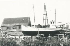 Viking FN96 på bedding Nordjyllands Kystmuseum Sæby© _0005 copy