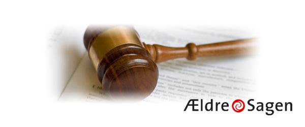 Gratis retshjælp i Ældre Sagen i Sæby