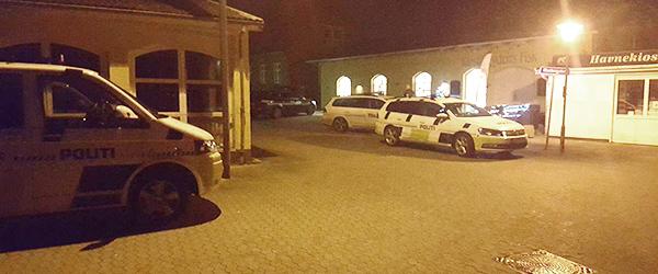 Gaderøveri mod ung pige på Fiskestien i Sæby