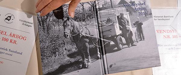 Spændende årbog nr. 101 om Vendsyssel