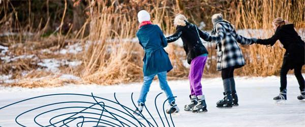 Forbud mod færdsel på is<br>…