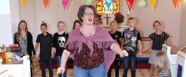 Forår i kirkemusikalsk legestue…