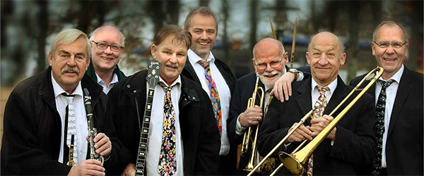Oplev Advokaternes New Orleans Jazzband i Sæby