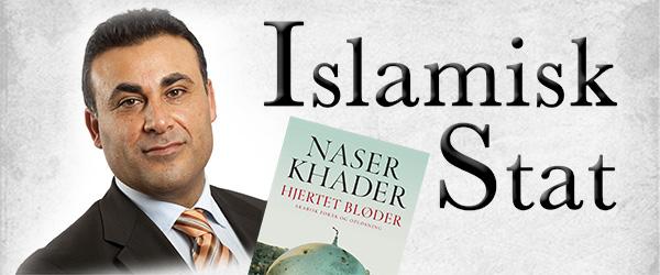 Vinderne af billetter til Naser Khader foredrag er fundet