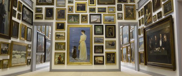 Oplev det udvidede og nyrenoverede Museum – gratis!