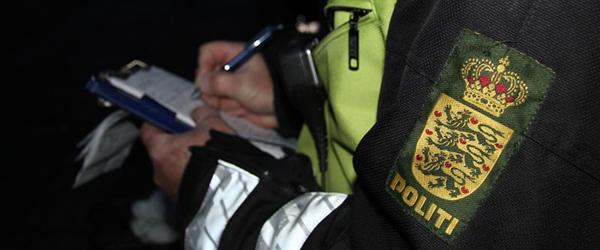 Politi vil i uge 40 stoppe<br> uopmærksomme bilister