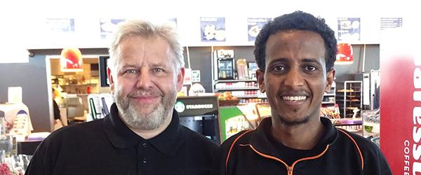 Ny medarbejder hos Trafikcenter Sæby Syd