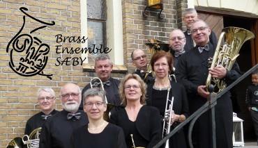Koncert med Brass Ensemble Sæby