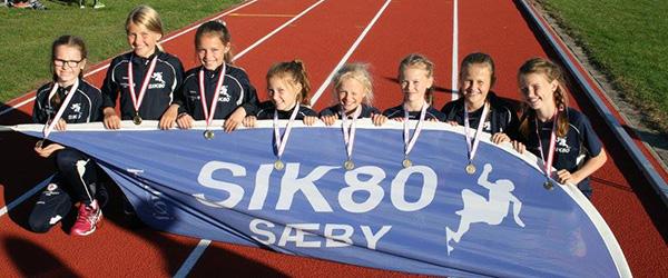 Der er fuldt tryk på atletikken i Sæby