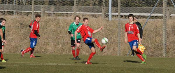 Skjolds Jyllandsserie vandt sidste testkamp