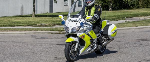 Politiet: Hold ekstra godt øje med motorcyklerne