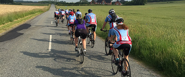 Sæby Motions Cykel Club starter nyt kvindehold