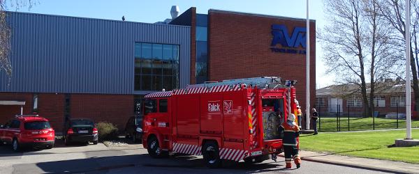 Brand hos AVK Tooling i Sæby<br>…