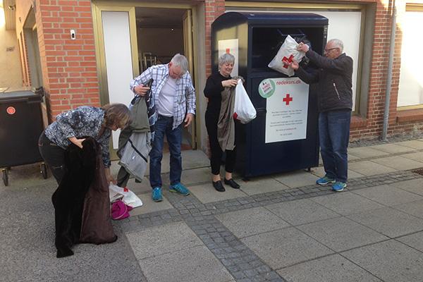 Bestyrelsen Røde Kors