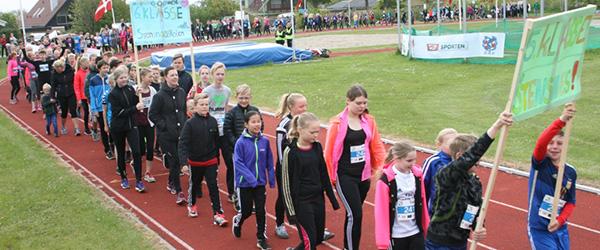 Skole OL i Sæby nærmer sig deadline for tilmelding