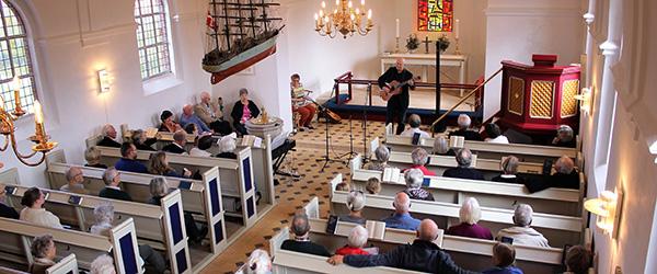 Nordisk Visetræf i Lyngså kirke<br>…