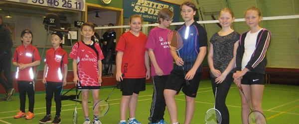 Klubmesterskab i vente hos Sæby Badmintonklub