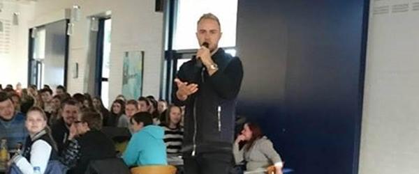 Peter Falktoft hittede på Frederikshavn Handelsskole