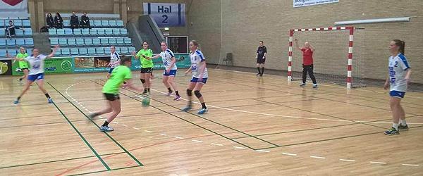 Skæbnekamp i vente for Sæbys 2.division damer