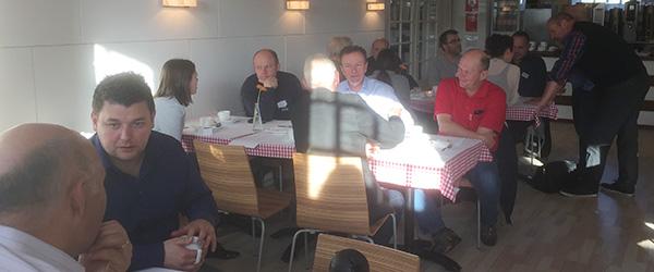 Nyt erhvervsforum ser dagens lys i Sæby