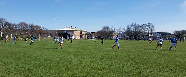 Understed spillede uafgjort i topkamp mod Gærum