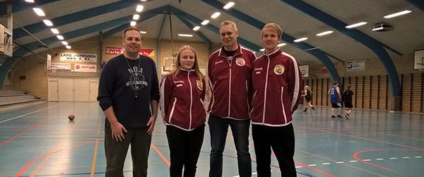 Trænerudvikling i Sæby Basketball Club