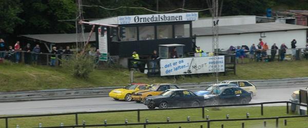 På lørdag afholdes DM4 i folkerace på Ørnedalsbanen