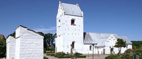 Sommercafé-koncert i Albæk kirke