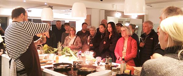 Bliv grøn hverdagskok med Aarstiderne og Tvis Køkkener