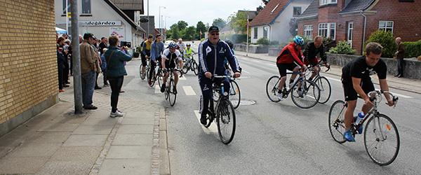 Lyngsåboere cyklede sig til kr. 75.323,-