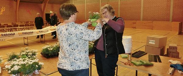 Løvspringsfest i Voersåhallen<br>…