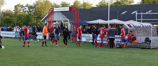 En sejr er et krav hvis Danmarksserien er målet