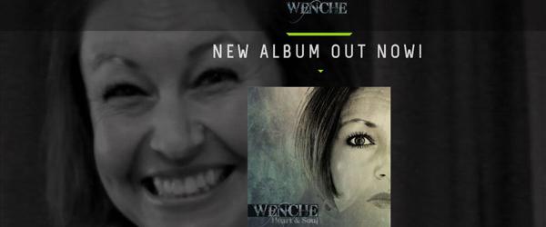 CD-NYT: Wenche's smukke stemme i fint selskab
