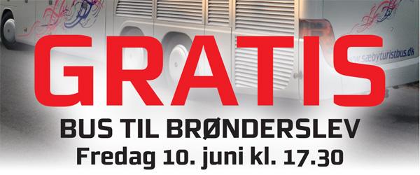 Skal du med til fodbold i Brønderslev på fredag?
