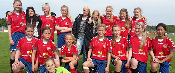 Skjolds U14 Piger i JM finalen<br>…