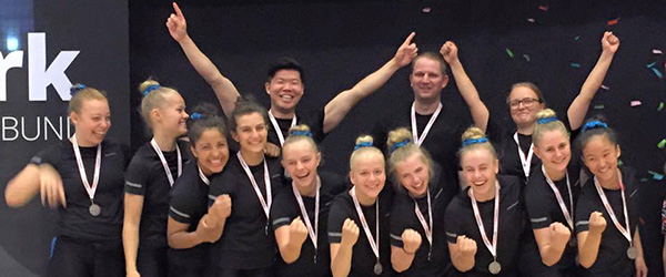 DM sølv – stor jubel i Springteam Sæby