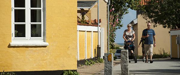 Turistpotentiale i Sæby har stor betydning