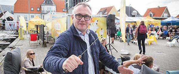 Kalhøj åbner Sebago på Havnen i Sæby