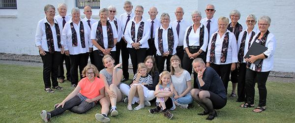 Flot koncert i Albæk kirke<br>…