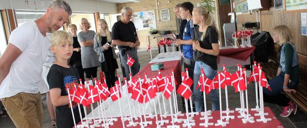 Temauge på Stensnæsskolen i Voerså