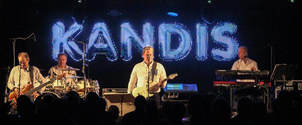 Kandis er klar til Open<br> By Night i Sæby 24. juni