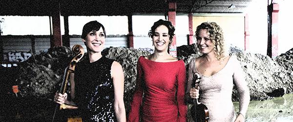 Magisk musik i Sæby kirke med Trio Ismena