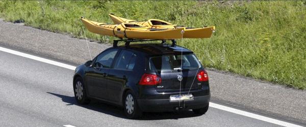 God tur: Fem god råd til<br> at få en sikker bilferie
