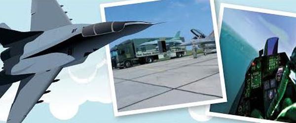 De vandt en flyvetur på Sæby<br> Torv lørdag i fly-simulator
