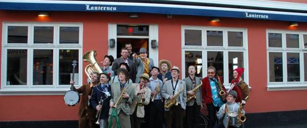 Mange lokale deltagere i den<br> store musikfestival i Sæby