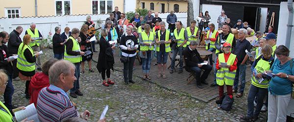 Ekstraordinær weekendåbning på Kystmuseet i Sæby