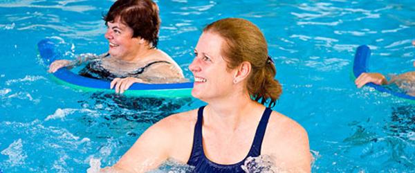 FOF: Varmtvandstræning-<br> krop og bevægelse  i Sæby