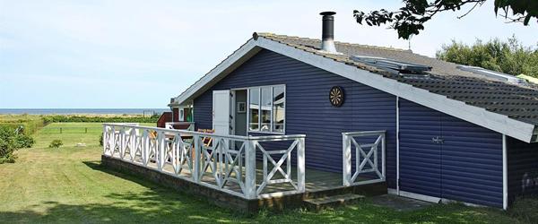 Kun to ledige sommerhuse<br> i Sæby-området i to uger