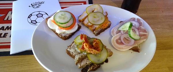 Sæby Sportscafé er klar med<br> Bake Off og håndmadder