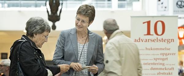 Alzheimerforeningen mangler indsamlere i Sæby